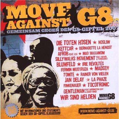 Move Against G8 (2007) (CD + DVD)