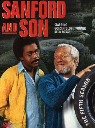 Sanford and son - Season 5 (3 DVDs)