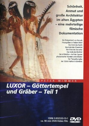 Luxor - Göttertempel und Gräber - Teil 1 (Digipack)
