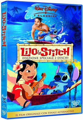 Lilo & Stitch (2002) (Deluxe Edition, 2 DVDs)