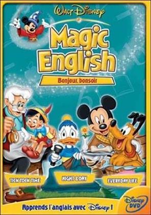 Magic English 4 - Bonjour, Bonsoir