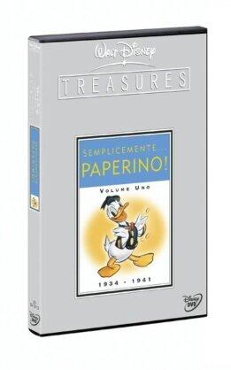 Walt Disney Treasures - Semplicemente Paperino! (Steelbook, 2 DVDs)