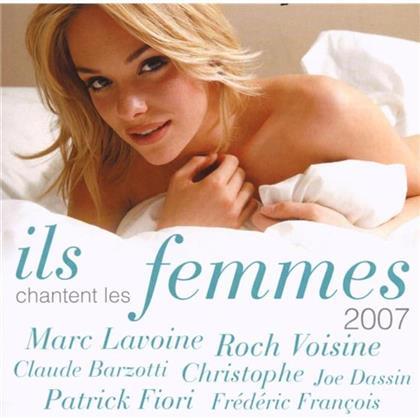 Ils Chantent Les Femmes - Various 2007