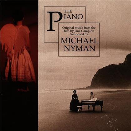 Michael Nyman (*1944 -) - Piano (OST) - OST (CD)
