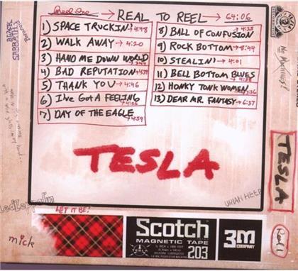 Tesla - Real To Reel 1