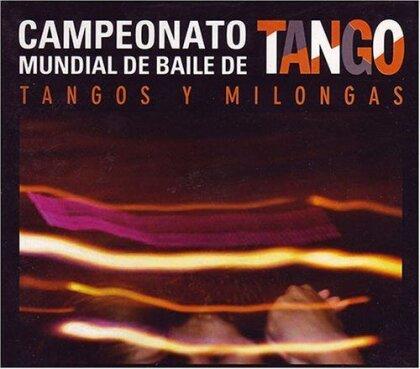 Campeonato Mundial Baile Tango - Tangos Y Milongas 2006