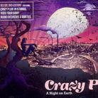 Crazy Penis - A Night On Earth (CD + DVD)