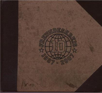 Freundeskreis - Fk10 (Digipack, CD + DVD)