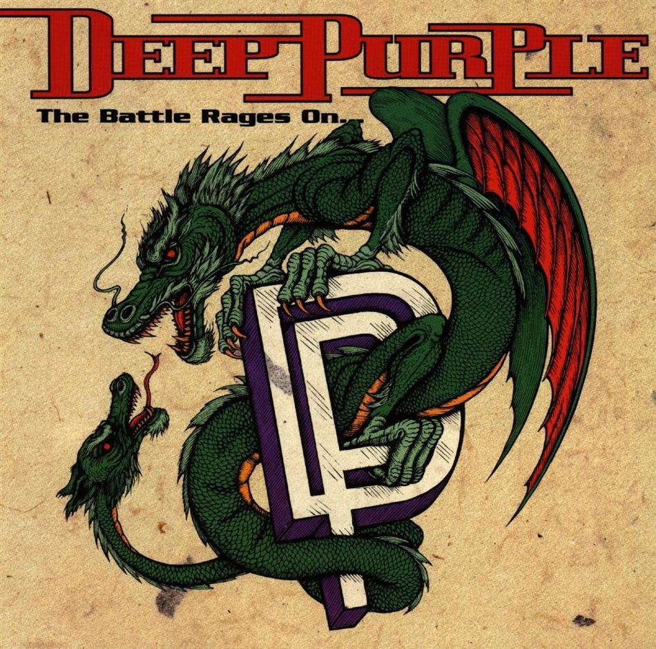 Deep Purple - Battle Rages On