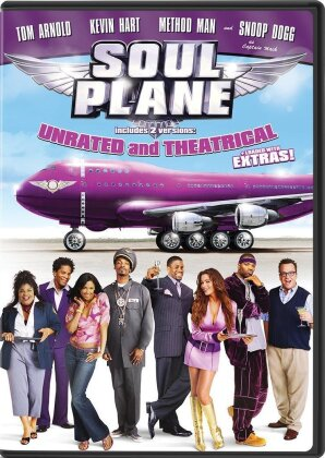 Soul Plane (Collector's Edition, Unrated, 2 DVD)