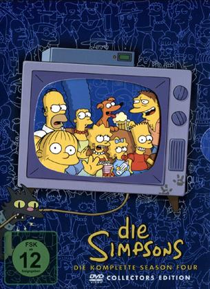 Die Simpsons - Staffel 4 (Collector's Edition, 4 DVD)