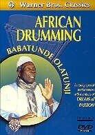 Olatunji Babatunde - African drumming