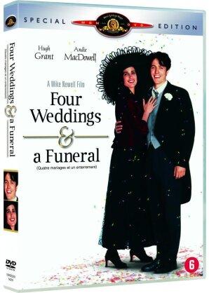 Quatre mariages et 1 enterrement (1993) (Collector's Edition, 2 DVDs)