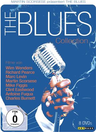 Various Artists - The Blues - Martin Scorsese presents the Blues (8 DVD)