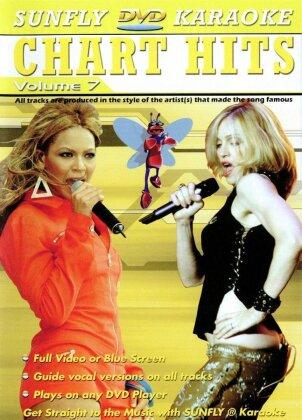 Karaoke - Sunfly - Chart Hits Volume 7
