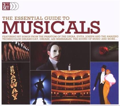 Essential Guide To Musicals (3 CD)