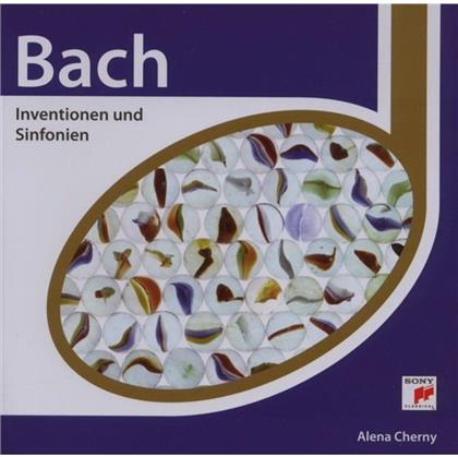 Alena Cherny & Johann Sebastian Bach (1685-1750) - Esprit/Inventionen Und Sinfoni