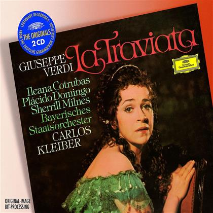 Ileana Cotrubas, Giuseppe Verdi (1813-1901), Carlos Kleiber & Placido Domingo - La Traviata (2 CDs)