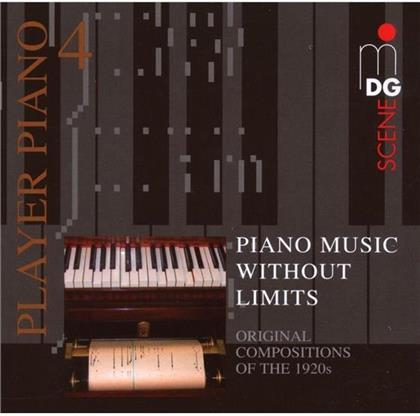 Bösendorfer-Ampico-Selbstspielflügel & Strawinsky/Hindemith/Haass/Toch/Münch Ua - Player Piano Vol. 4