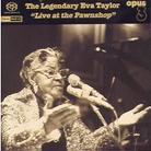 Eva Taylor - Live At The Pawnshop (SACD)