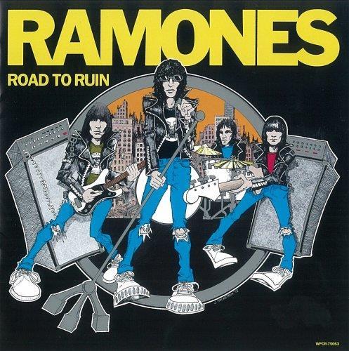 Ramones - Road To Ruin + 5 Bonustracks - Papersleeve (Japan Edition)