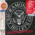Ramones - Greatest Hits (Japan Edition, Remastered)