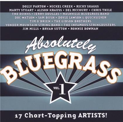 Absolutely Buegrass - Vol. 1