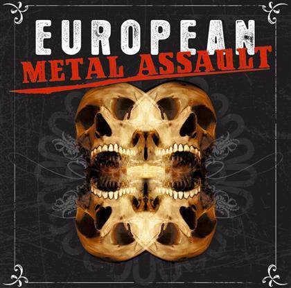 European Metal Assault - Various