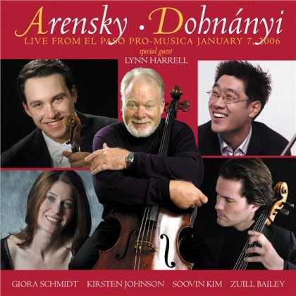 Lynn Harrell & Ernst (Ernö) von Dohnanyi (1877-1960) - Quartett Nr2 Op35