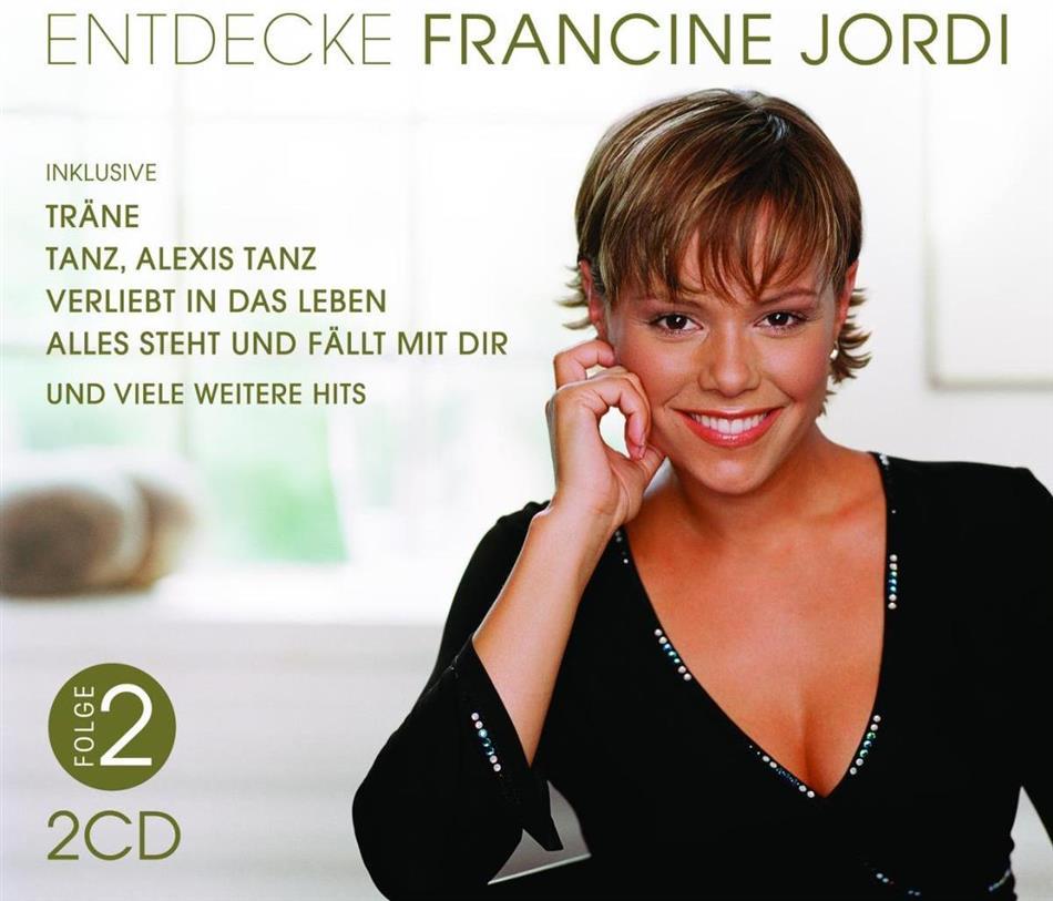 Francine Jordi - Entdecke Francine Jordi Folge 2 (2 CDs)