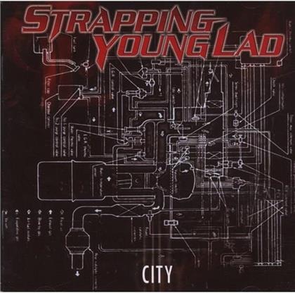Strapping Young Lad - City - European Re-Release (Remastered)