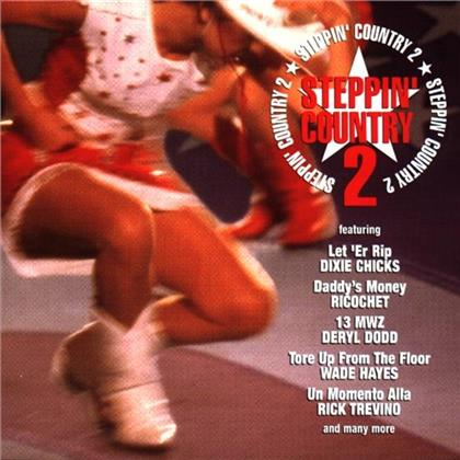 Steppin' Country - Vol. 2
