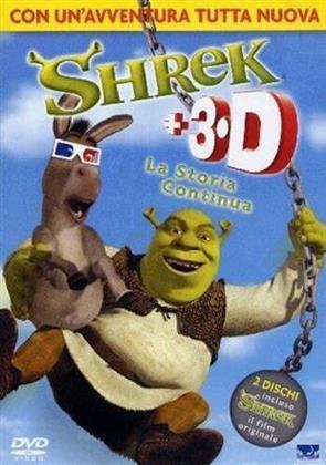 Shrek 1.5 - (3D) (2001) (Edizione Speciale, 2 DVD)