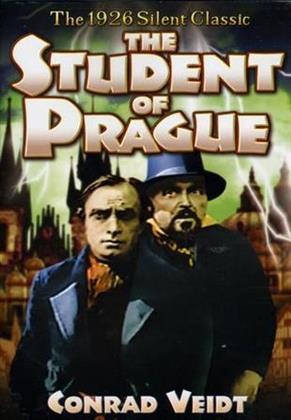 The student of Prague (b/w)
