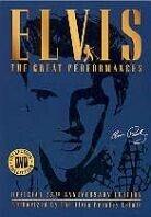Elvis Presley - The great performances (Box, 3 DVDs)