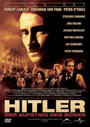 Hitler - Der Aufstieg des Bösen - Mini-Serie (2003) (2 DVDs)