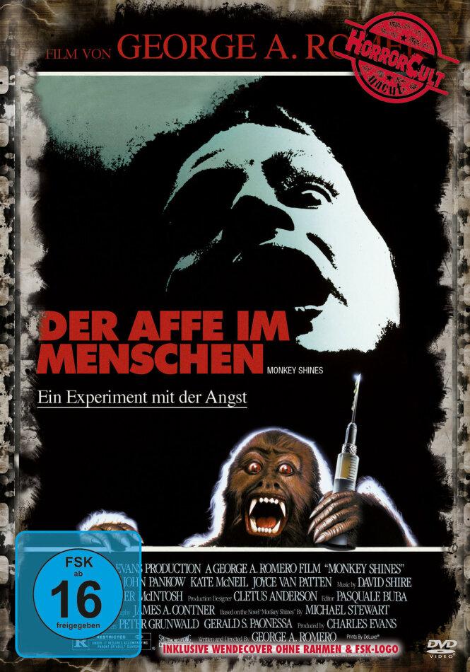 Der Affe im Menschen (1988) (Horror Cult Edition)
