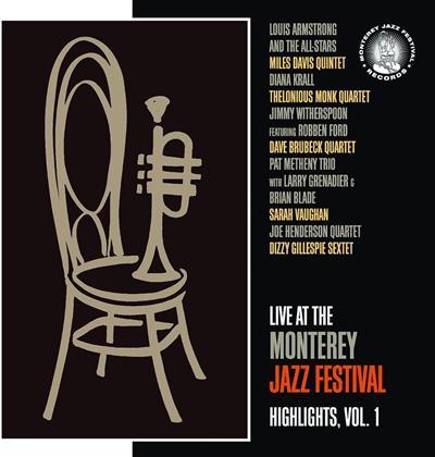 Monterey Jazz Festival Sampler - Various