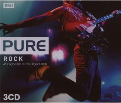 Pure Rock - Various - Emi (3 CDs)