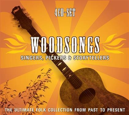 Woodsongs - Various (4 CDs)