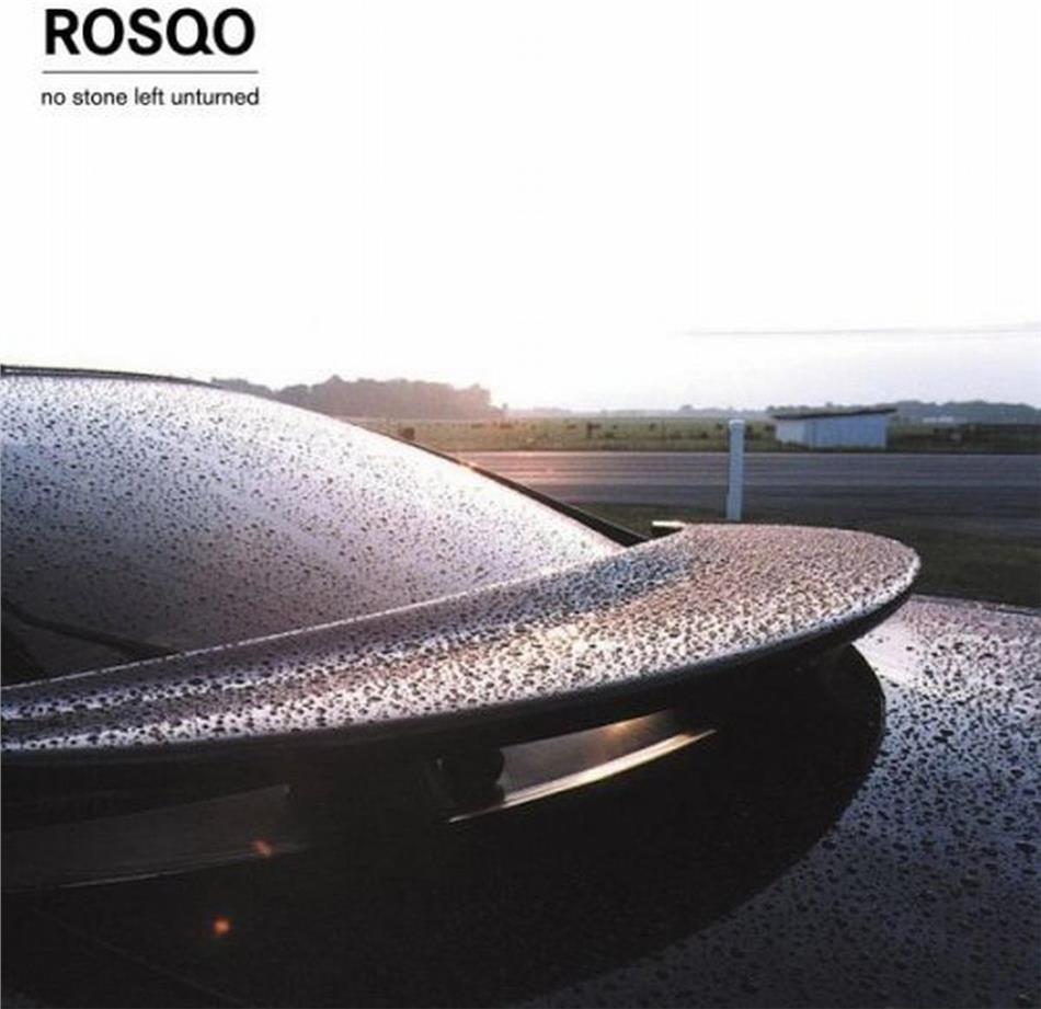 Rosqo - No Stone Left Unturned