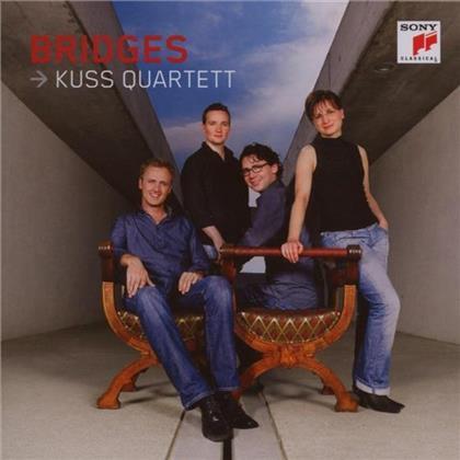 Kuss Quartet & Dowland/Lasso/Strawinsky/+ - Bridges
