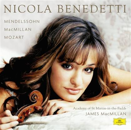 Nicola Benedetti & Felix Mendelssohn-Bartholdy (1809-1847) - Violin Concerto