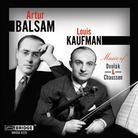 Balsam Artur/Kaufman/Rybar/Kromer/Tusa & Dvorak Anton/Chausson - Music Of Antonin Dvorak & E. Chausson (2 CDs)