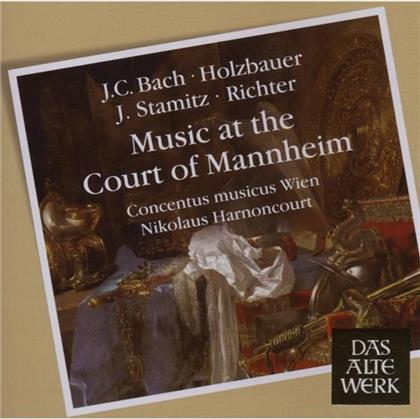 Georg Friedrich Händel (1685-1759) & Concentus Musicus Wien - Music At The Court Of Mannheim
