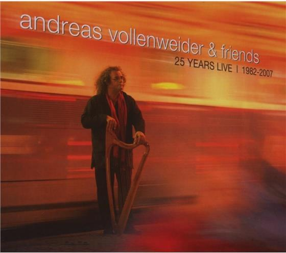 Andreas Vollenweider - 25 Years Live - 1982-2007 (2 CDs)