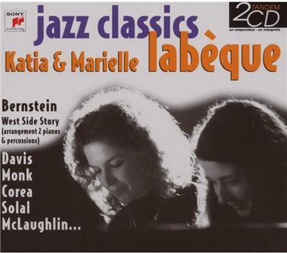 Labeque Katia & Marielle & Leonard Bernstein (1918-1990) - Jazz Classics - West Side Story