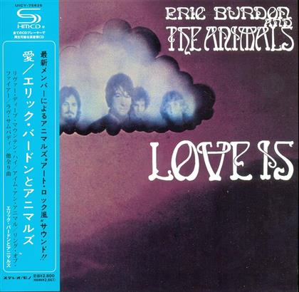 Eric Burdon - Love Is - Papersleeve & Bonus (Remastered)