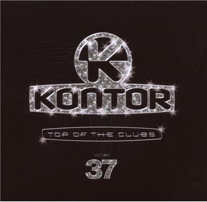 Kontor - Top Of The Clubs 37 (2 CDs + DVD)