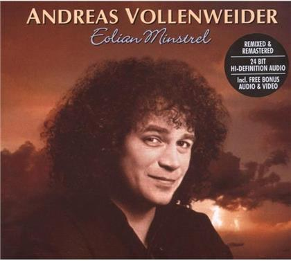 Andreas Vollenweider - Eolian Minstrel - Re-Release (Remastered)